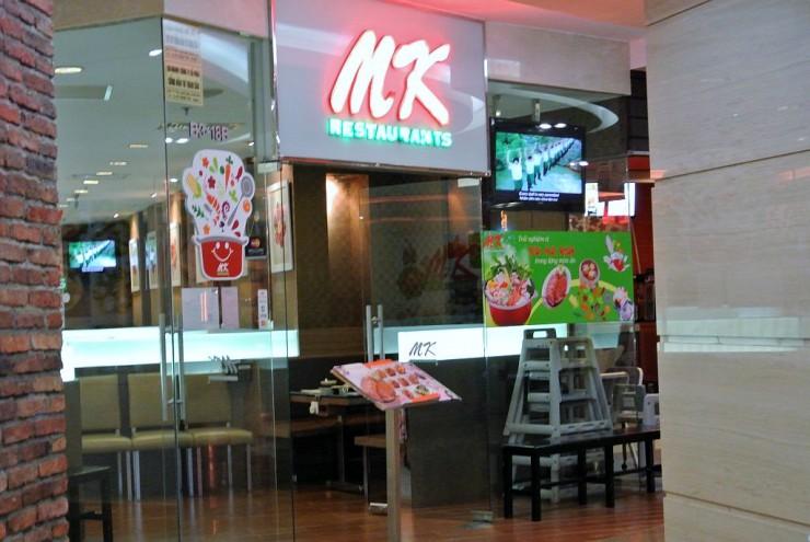 MK RESTAURANTS(タイ料理)