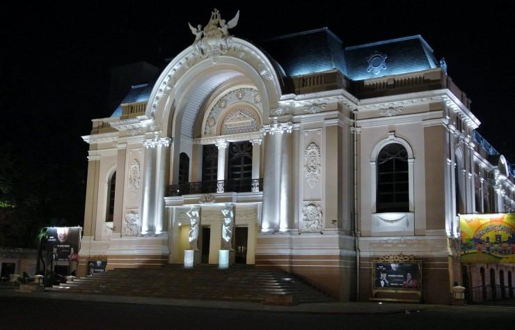 市民劇場(旧オペラハウス)