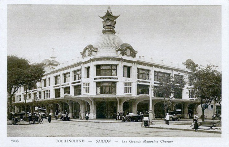 1880年代創業当時のTAX